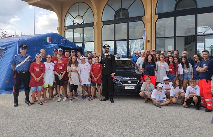 Mazara: lezione di legalità con i Carabinieri