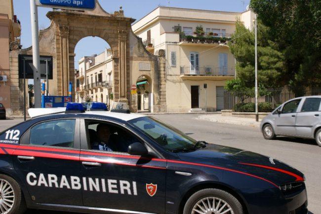 Evade dagli arresti domiciliari: arrestato dai carabinieri a Castelvetrano