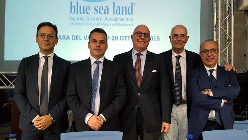 blue sea land 2019 cerimonia conclusiva