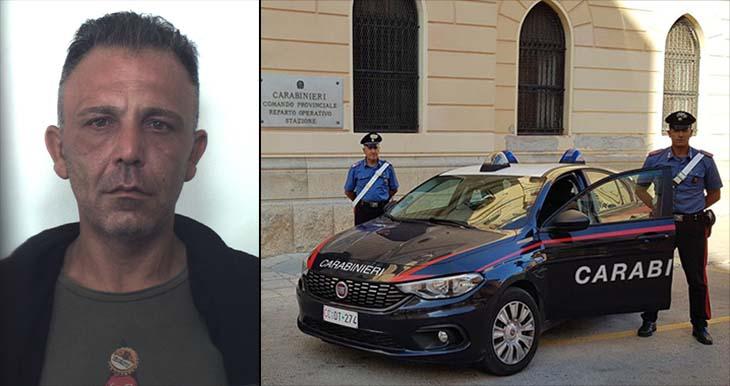 Estorsioni ai danni di un commerciante trapanese, arrestato dai Carabinieri