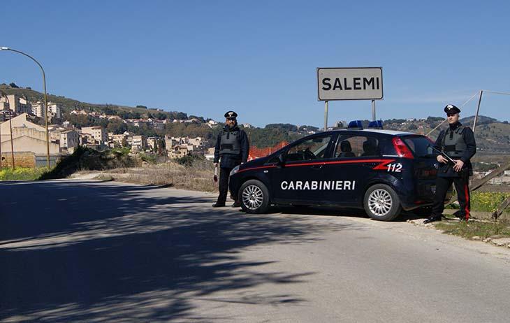Arrestato un uomo per evasione dai Carabinieri della stazione di Salemi