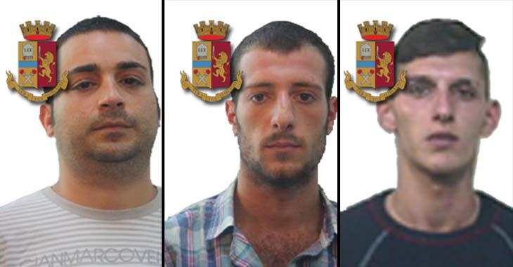Arrestati i rapinatori della Credem, traditi da una t-shirt