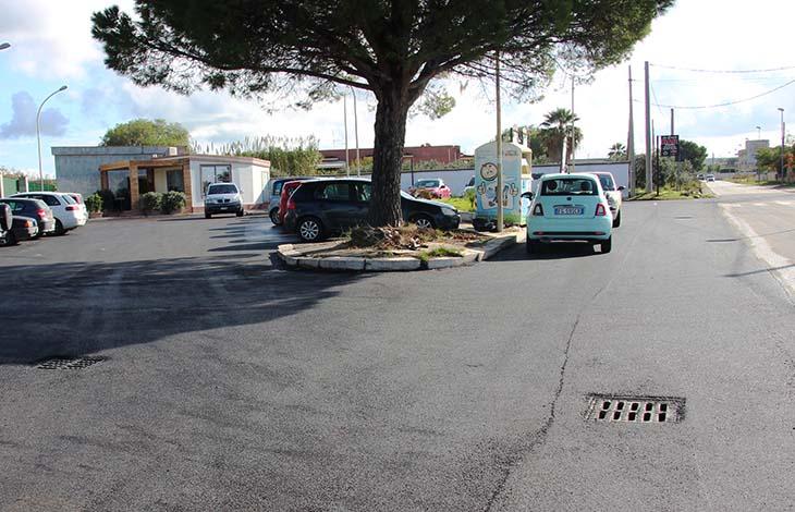 Marsala: risistemato il piazzale della scuola di Cutusio