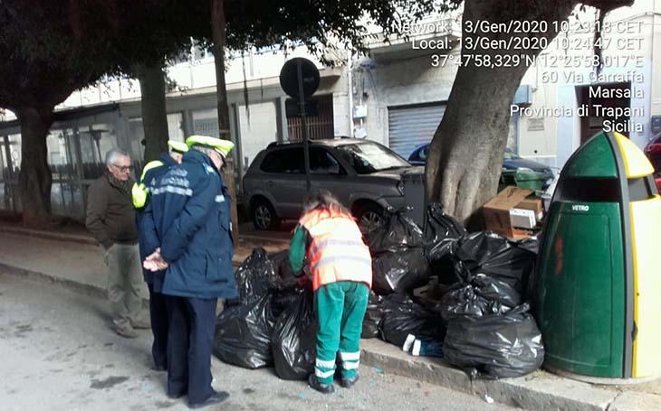 Ristoratore multato per irregolarita nel confermiento dei rifiuti, il comune minaccia la chiusura