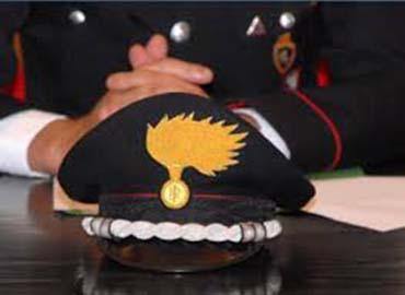 Tre nuovi ufficiali in servizio al Comando Provinciale Carabinieri