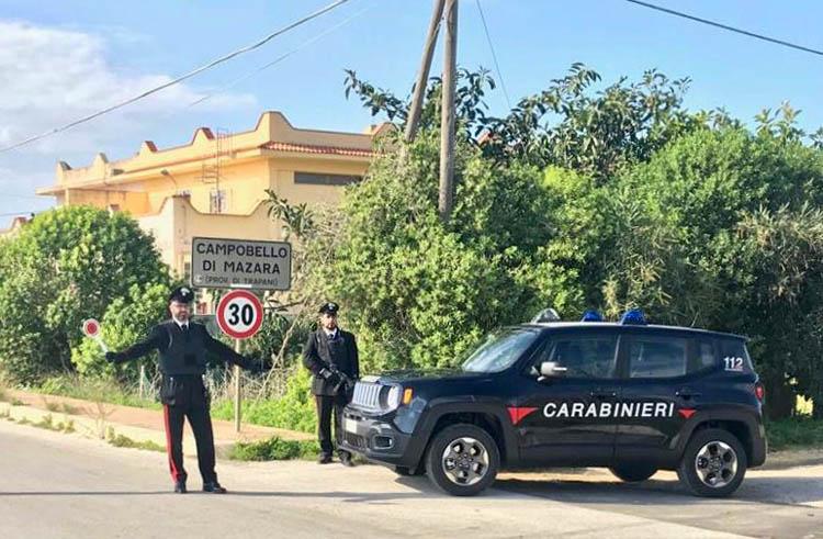 Controlli del territorio, arrestato in fragrante un ladro a Tre Fontane