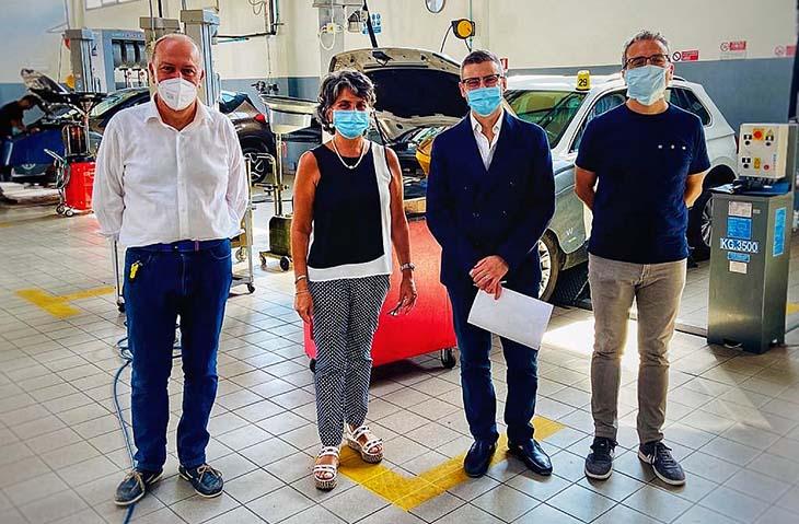 """Formazione scolastica: finanziato il progetto """"Passione Motori"""" dell'Istituto Calvino di Trapani"""